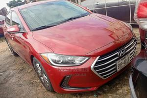 Hyundai Elantra 2018 Red   Cars for sale in Rivers State, Port-Harcourt