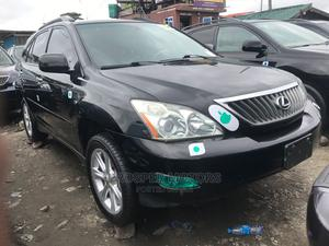Lexus RX 2009 350 AWD Black   Cars for sale in Lagos State, Apapa