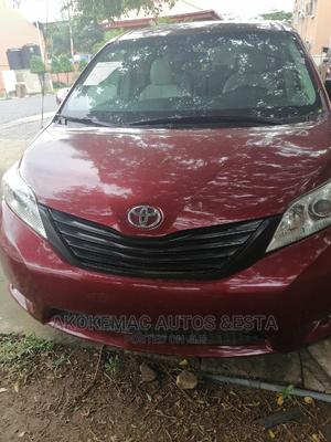 Toyota Sienna 2011 LE 7 Passenger Mobility Red | Cars for sale in Lagos State, Ikeja