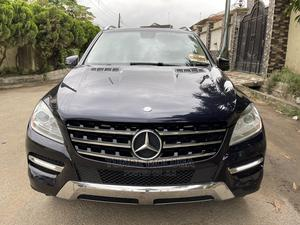 Mercedes-Benz M Class 2012 Blue | Cars for sale in Lagos State, Agege