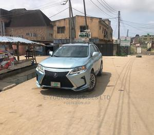 Lexus RX 2017 350 FWD Blue | Cars for sale in Lagos State, Amuwo-Odofin