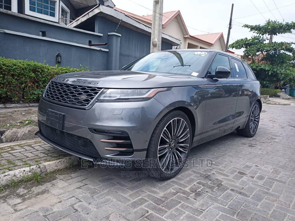 Land Rover Range Rover Velar 2018 P380 HSE R-Dynamic 4x4 Gray | Cars for sale in Lekki, Lagos State, Nigeria