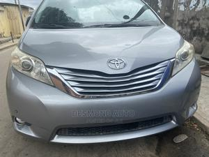 Toyota Sienna 2011 Gray | Cars for sale in Lagos State, Surulere