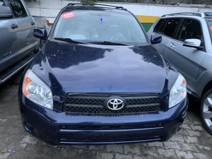 Toyota RAV4 2006 2.0 4x4 Blue | Cars for sale in Lagos State, Amuwo-Odofin