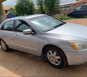 Honda Accord 2005 Silver | Cars for sale in Delta State, Oshimili South