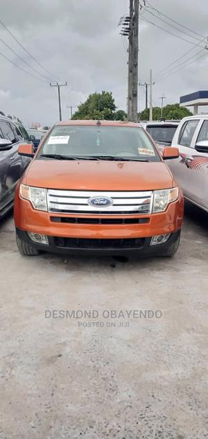 Ford Edge 2007 Orange | Cars for sale in Lagos State, Ajah