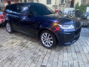 Land Rover Range Rover Sport 2015 Blue | Cars for sale in Abuja (FCT) State, Central Business District