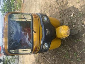 Bajaj RE 2016 Yellow   Motorcycles & Scooters for sale in Abuja (FCT) State, Gwarinpa