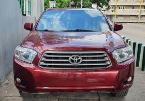 Toyota Highlander 2010 Limited Red | Cars for sale in Lagos State, Lagos Island (Eko)
