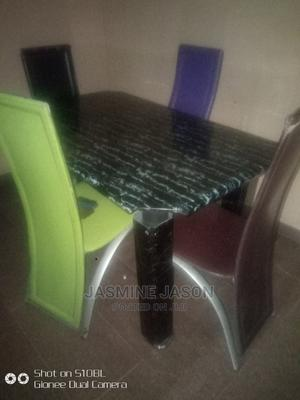 Glass Dinning Table | Furniture for sale in Delta State, Warri