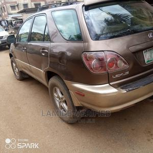 Lexus RX 2000 300 2WD Brown   Cars for sale in Lagos State, Alimosho