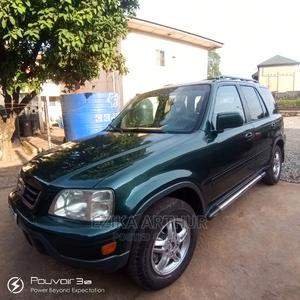 Honda CR-V 2000 2.0 4WD Automatic Green   Cars for sale in Enugu State, Enugu