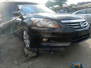 Honda Accord 2010 Coupe EX-L Black   Cars for sale in Lagos State, Apapa