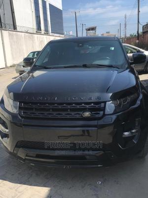 Land Rover Range Rover Evoque 2014 Black | Cars for sale in Lagos State, Surulere
