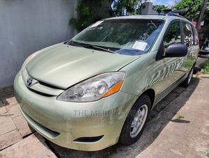 Toyota Sienna 2007 LE 4WD Green | Cars for sale in Lagos State, Lagos Island (Eko)