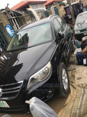Volkswagen Tiguan 2010 SE Black | Cars for sale in Lagos State, Surulere