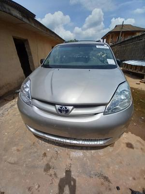 Toyota Sienna 2006 LE AWD Gray   Cars for sale in Lagos State, Agboyi/Ketu