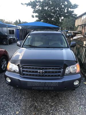 Toyota Highlander 2001 Blue | Cars for sale in Abuja (FCT) State, Gwarinpa