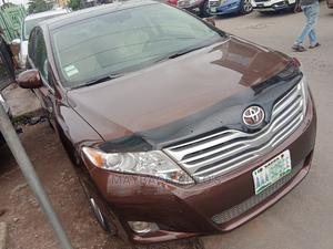 Toyota Venza 2010 V6 AWD Brown | Cars for sale in Lagos State, Surulere