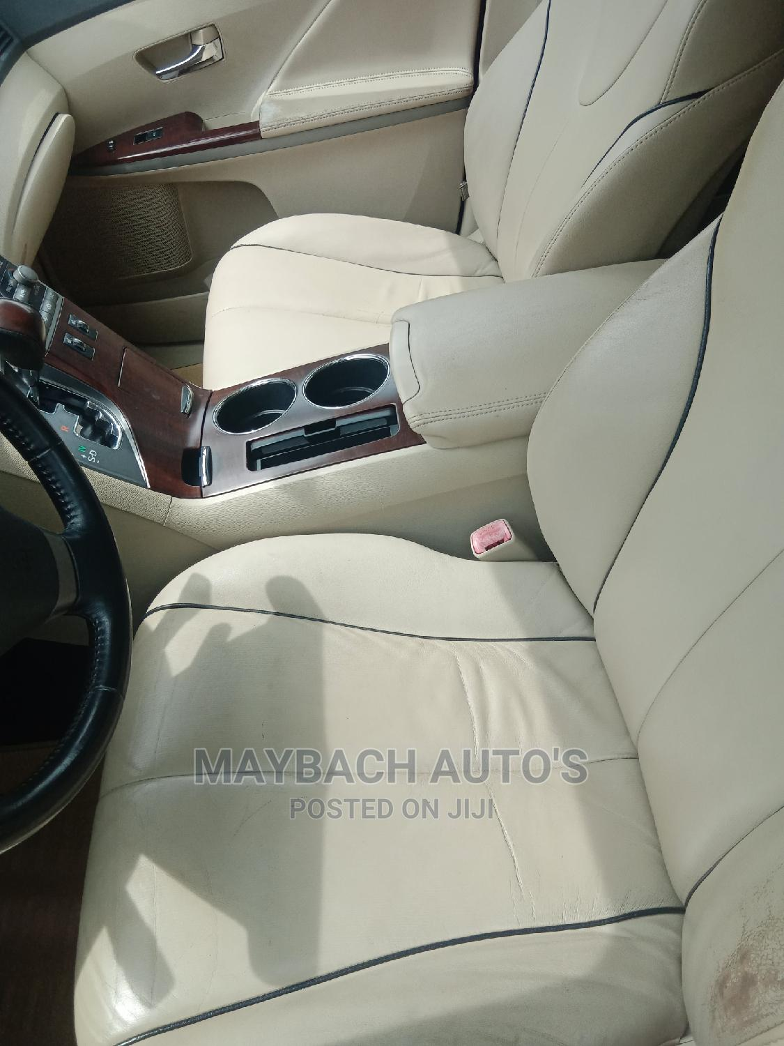 Toyota Venza 2010 V6 AWD Brown | Cars for sale in Surulere, Lagos State, Nigeria