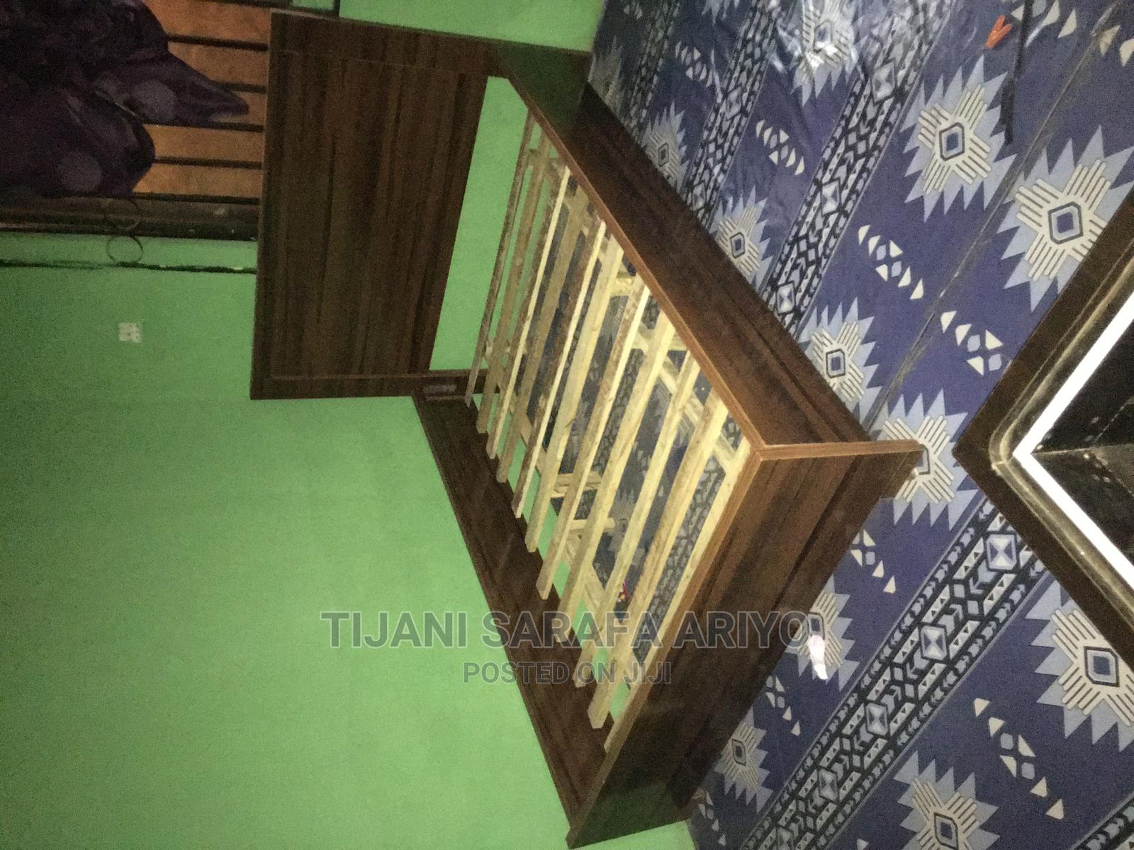 41/2 Bed Frame
