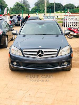 Mercedes-Benz C300 2008 Gray | Cars for sale in Kaduna State, Kaduna / Kaduna State