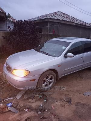 Nissan Maxima 2002 QX Automatic Silver | Cars for sale in Abuja (FCT) State, Lugbe District