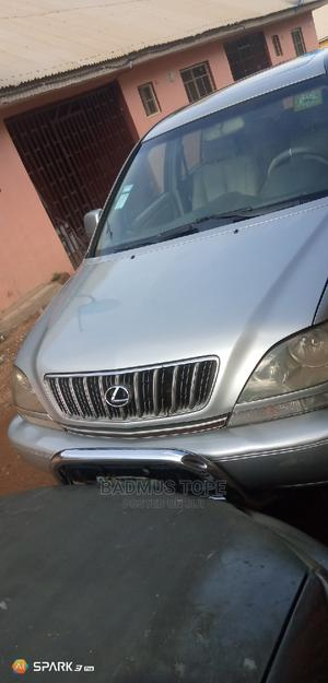 Lexus RX 2001 300 Silver | Cars for sale in Kwara State, Ilorin East