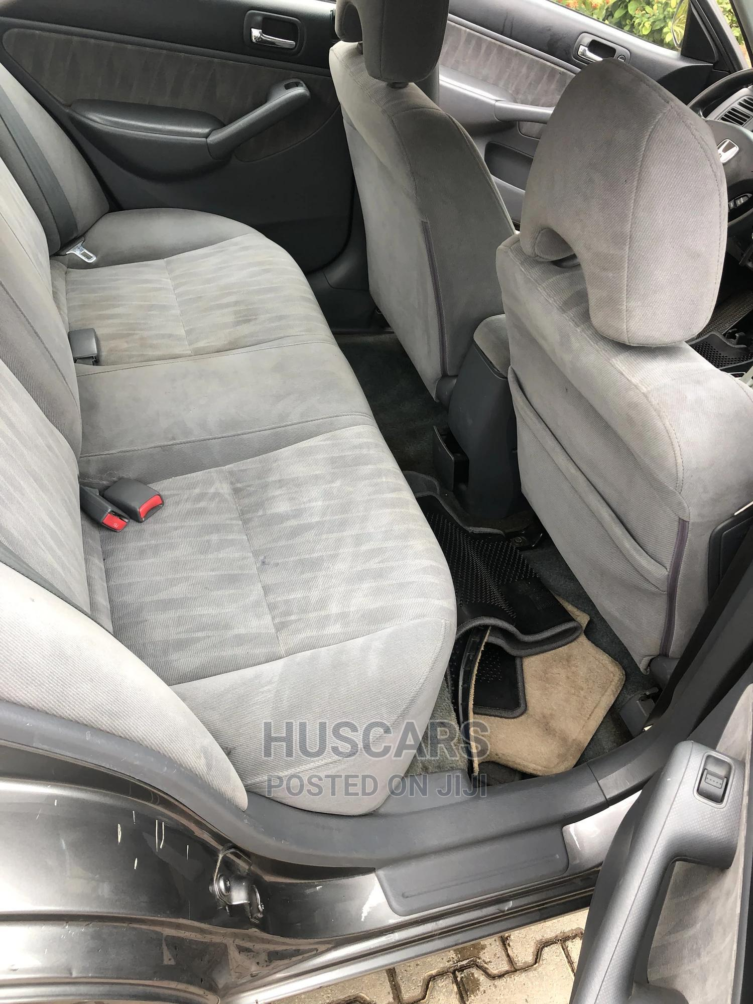 Honda Civic 2005 Gray | Cars for sale in Gwarinpa, Abuja (FCT) State, Nigeria