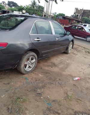 Honda Accord 2004 Sedan EX Gray   Cars for sale in Akwa Ibom State, Uyo