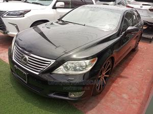 Lexus LS 2011 460 L AWD Black | Cars for sale in Lagos State, Lekki