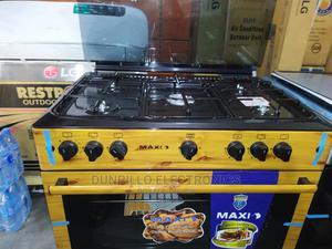 Maxi 5 Burner Gas Cooker | Kitchen Appliances for sale in Lagos State, Amuwo-Odofin