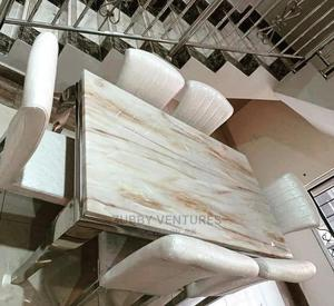 New Imported Marble Dining Table | Furniture for sale in Jigawa State, Auyo