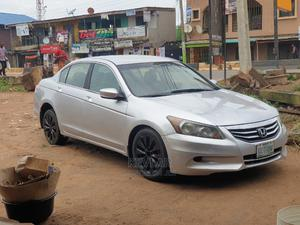 Honda Accord 2008 2.0 Comfort Automatic Silver | Cars for sale in Lagos State, Abule Egba