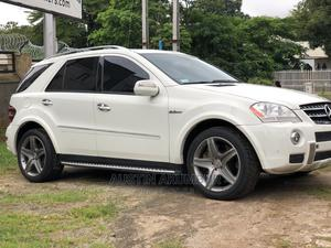 Mercedes-Benz M Class 2009 ML63 AMG AWD 4MATIC White | Cars for sale in Abuja (FCT) State, Wuse 2