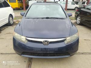 Honda Civic 2008 Blue   Cars for sale in Lagos State, Apapa