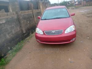 Toyota Corolla 2006 Red | Cars for sale in Oyo State, Ibadan