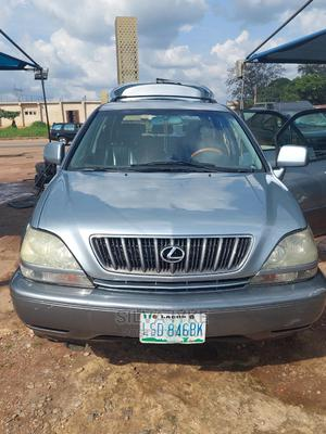 Lexus RX 2003 300 4WD Blue | Cars for sale in Imo State, Owerri
