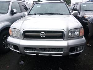 Nissan Pathfinder 2002 LE AWD SUV (3.5L 6cyl 4A) Silver | Cars for sale in Lagos State, Apapa