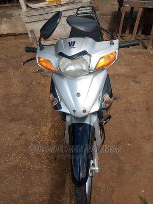 Haojue UD110 HJ110-6 2019 Gray | Motorcycles & Scooters for sale in Kwara State, Ilorin West