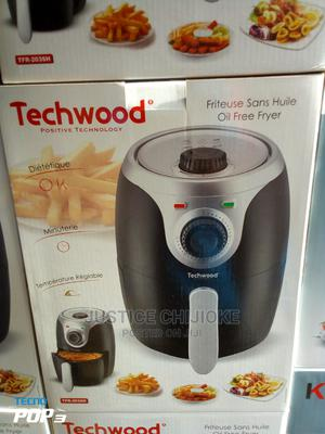 Techwood Air Fryer   Kitchen Appliances for sale in Lagos State, Surulere