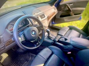 BMW X3 2008 3.0i Blue | Cars for sale in Rivers State, Port-Harcourt