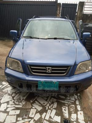 Honda CR-V 2001 2.0 Automatic Blue | Cars for sale in Rivers State, Port-Harcourt