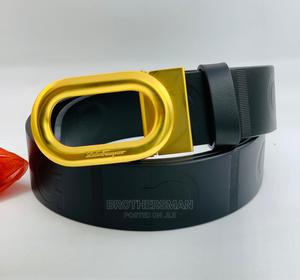 Salvatore FERRAGAMO Leather Belt | Clothing Accessories for sale in Lagos State, Surulere
