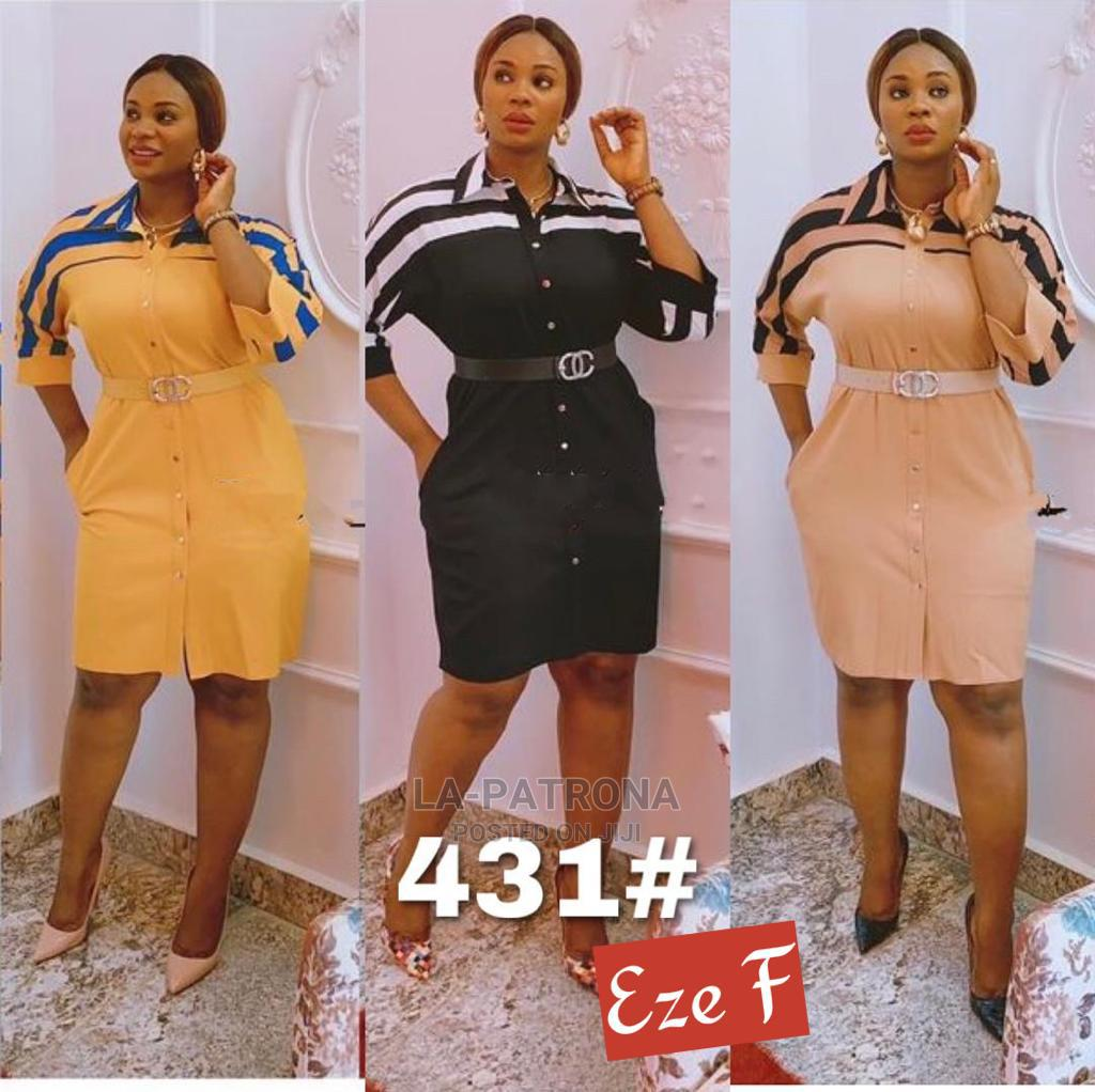 Quality New Female Flare Gown   Clothing for sale in Ikoyi, Lagos State, Nigeria