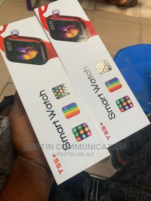 Smart Watch T55+ Series 6 | Smart Watches & Trackers for sale in Lagos State, Ikeja