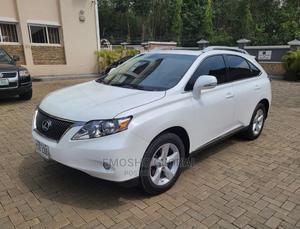 Lexus RX 2012 350 AWD White | Cars for sale in Abuja (FCT) State, Garki 2