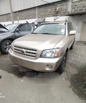 Toyota Highlander 2007 V6 Gold | Cars for sale in Lagos State, Apapa