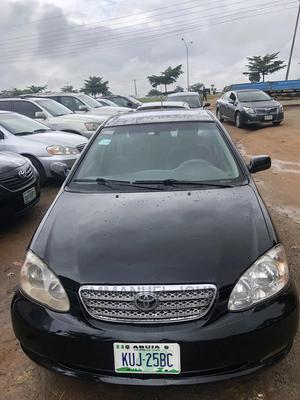 Toyota Corolla 2007 LE Black | Cars for sale in Abuja (FCT) State, Gaduwa