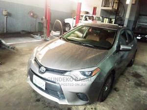 Toyota Corolla 2016 Gray   Cars for sale in Abuja (FCT) State, Apo District